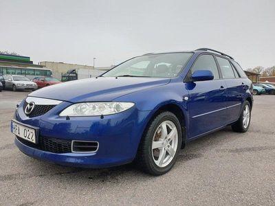 begagnad Mazda 6 Auto/14000mil/Bes/Ac/Drag
