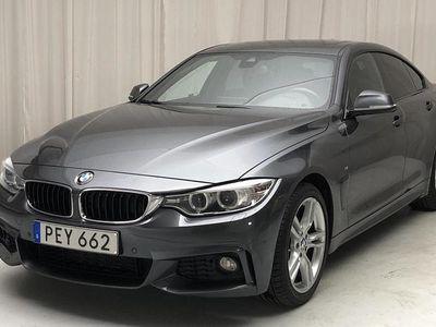 begagnad BMW 430 Gran Coupé 4-serien i F36