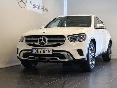 begagnad Mercedes 200 GLCd 4M