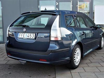 begagnad Saab 9-3 1,8t Drag Besiktigad