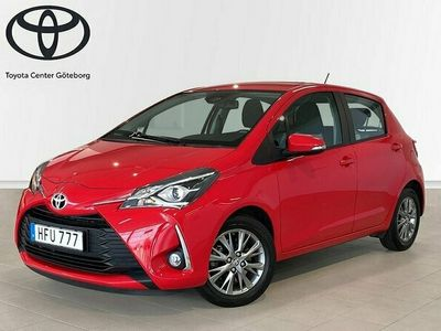 begagnad Toyota Yaris 1,5 5-D AUTOMAT ACTIVE COMFORT PACK