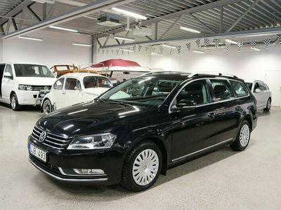 begagnad VW Passat Variant 2.0TDI 4Motion 140hk