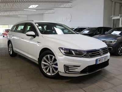 begagnad VW Passat GTE Plug-in-Hybrid (218hk) DSG EU6 Värmare+Fjärr