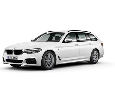 begagnad BMW 520 D xDrive Sedan M-Sport Innovation Edition