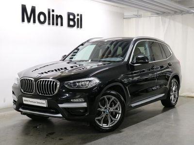begagnad BMW X3 xDrive30i X-Line / Navigation / Drag