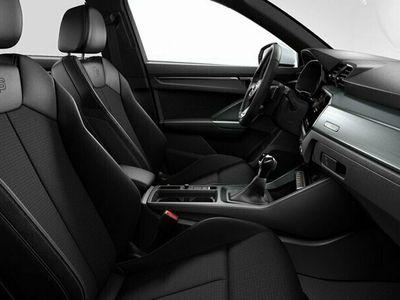 begagnad Audi Q3 40 TDI 200 HK q STR S-LINE