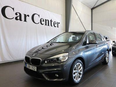 begagnad BMW 218 Active Tourer d Euro 6 150hk