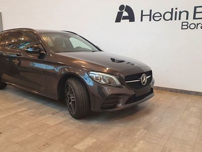 begagnad Mercedes C300 - BenzE / / AMG Line / / Night package