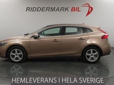 begagnad Volvo V40 EU6 190hk Navi Panorama Drag