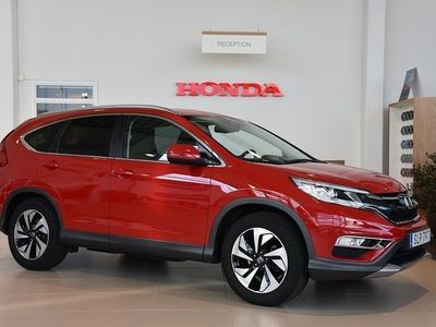 gebraucht Honda CR-V 1.6 120hk 2WD Lifestyle Navi
