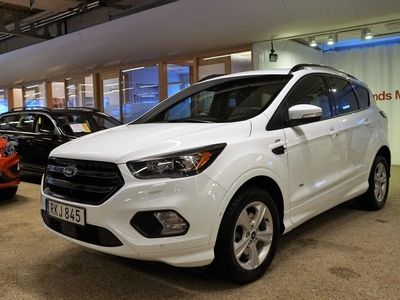brugt Ford Kuga 2.0 TDCi 180 ST-Line 5-d A AWD
