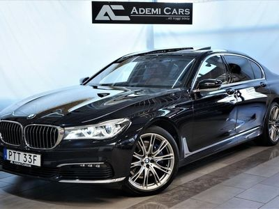 begagnad BMW 750L d xDrive 400HK Executive Individual