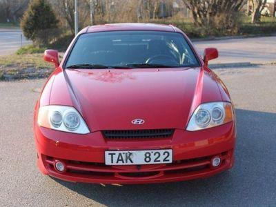 brugt Hyundai Coupé 2.7 V6 167hk -02