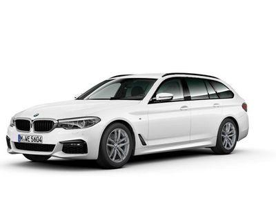 begagnad BMW 520 d xDrive Touring M Sport *FRIA V-HJUL -20