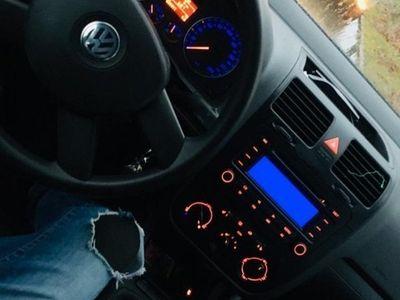 begagnad VW Golf V nybesiktad