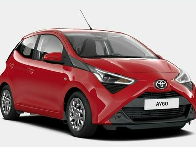 begagnad Toyota Aygo 1.0 X-PLAY 5-D SPI 2021, Halvkombi Pris 1 845 kr