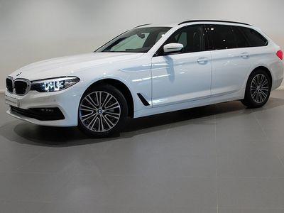 begagnad BMW 530 i xDrive Touring Sport Line Aut Nav Winter