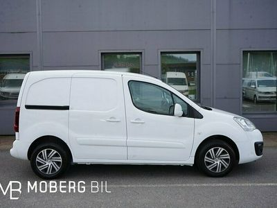 begagnad Citroën Berlingo 1.6 BlueHDi 99hk Aut Pro Pack Drag LEASBAR