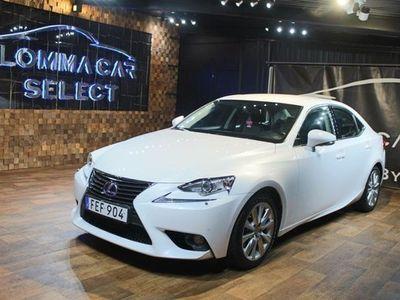 begagnad Lexus IS300h 2.5 CVT Executive 2014, Sedan 169 900 kr