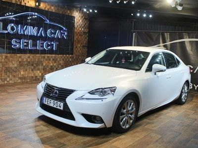 begagnad Lexus IS300h XE2(A)