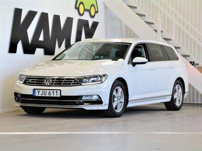 begagnad VW Passat 2.0 TDI | R-Line | D-Värme | Drag S&V-Hjul