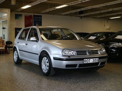 used VW Golf 1,6 Comfort/DRAG/105HK