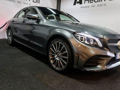 begagnad Mercedes C220 D 4MATIC SEDAN