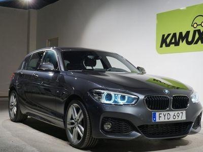 brugt BMW 120 d Xdrive M-sport Aut HiFi (190hk)