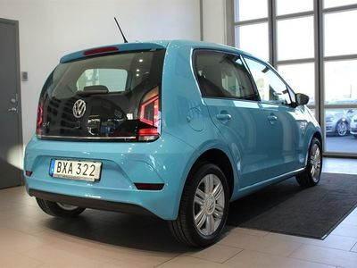 begagnad VW up! High75 Hk NYA MODELLEN! Halvkombi