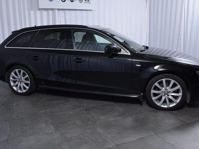 begagnad Audi A4 2.0 TDI Quattro / Aut / 1 ägare