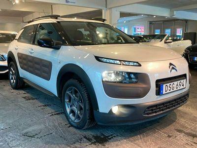 begagnad Citroën C4 Cactus 0