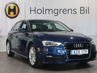 brugt Audi A3 1.4 TFSI S-Tronic S-Line (125hk)