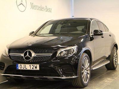 begagnad Mercedes GLC220 d Coupé 4MATIC, Värmare, Drag