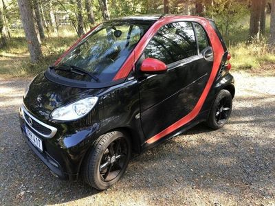 begagnad Smart ForTwo Coupé MHD