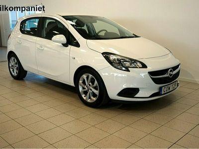 begagnad Opel Corsa Enjoy 5dörr 1,4 Ecotec 90hk Automat