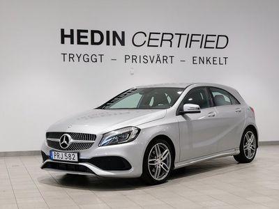 begagnad Mercedes 180 Benz A AMG NAVI VÄRMARE 2016, Personbil 169 900 kr