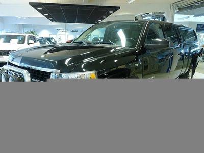 begagnad Chevrolet Silverado Duramax Crew Cab LTZ (B-k -09