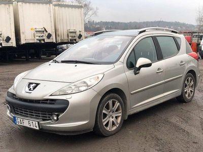 begagnad Peugeot 207 1.6 VTi
