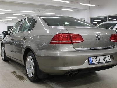 begagnad VW Passat Sedan