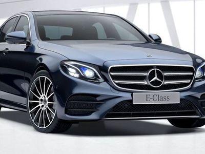 brugt Mercedes 400 E-KLASSD 4MATIC SEDAN DEMOBIL AMG PREMIUMPLUS