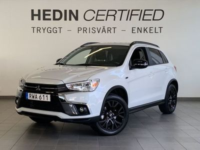 used Mitsubishi ASX 1,6 117hk ONYX / Carplay