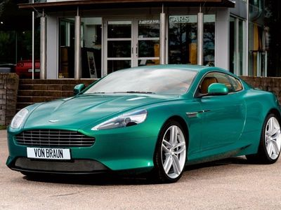begagnad Aston Martin DB9 Coupe 517 hp 2013, Sportkupé 948 000 kr