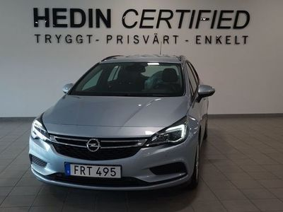 begagnad Opel Astra SPORTS TOURER 1.4 Manuell On-Star 125hk