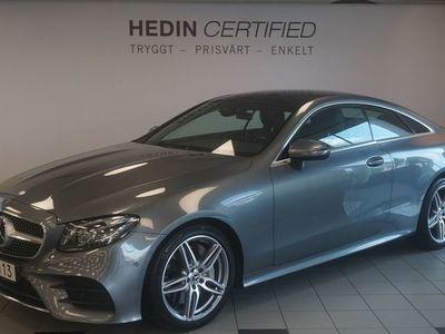gebraucht Mercedes E300 Coupé AMG/Parkeringsvärmare