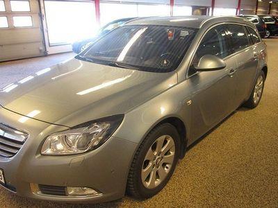 begagnad Opel Insignia Sporttour 4x4 2,0 CDTi 2011, Kombi 119 000 kr