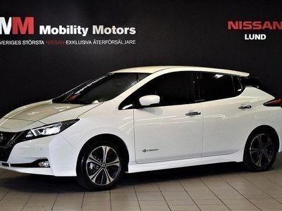 begagnad Nissan Leaf 40 kWh Tekna **Serviceavtal ingår**
