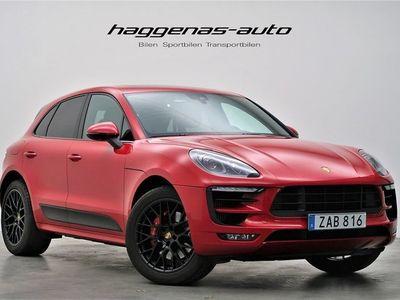 begagnad Porsche Macan GTS / 360hk / Sport Chrono / Panorama