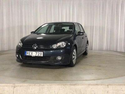 begagnad VW Golf VW VI 1.6 TDI BlueMotion Technology 5dr 2012, Personbil 56 800 kr - 72 800 kr