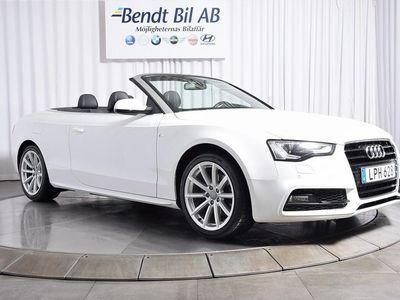 begagnad Audi A5 Cabriolet 1.8 TFSI 170hk/ Alpine Edition