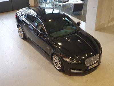 begagnad Jaguar XF 3.0 D V6 Luxury 241hk -13